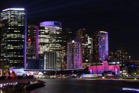 Sydney city view