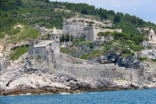 The headland at Portovenere