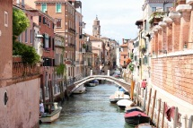 Canal near Santa Maria Della Salute