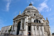 Santa Maria Della Salute - which we though was Custom's House