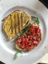 Bruschetta - really delicious