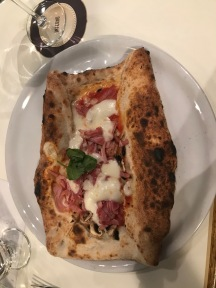 Phil's calzone (I think)