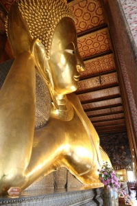 Reclining Buddha at Wat Pho