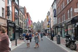 Photo from Grafton Street