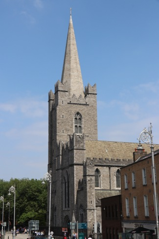 One of the cathedral's (St Patrick's I think)