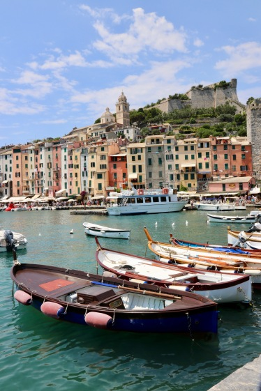 Another shot of Portovenere
