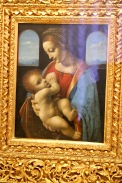 Madonna and Child (The Litta Modonna) by Leonardo Da Vinci