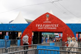World Cup Fan Fest