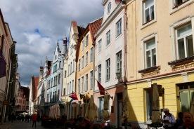 Lower Town Tallinn