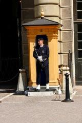 Palace Guard Stockholm