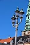 Beautiful buildings Copenhagen
