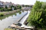 La Dronne River Coutras