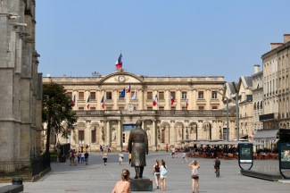 Sites of Bordeaux