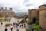 Within Edinburgh Castle