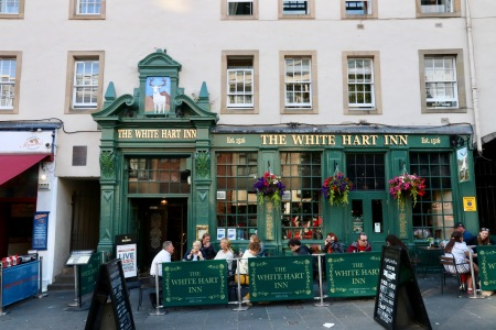 The oldest pub - allegedly