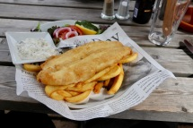 Phil's fish and chips