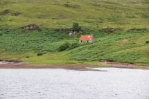Scenery between Inverness and Gairloch
