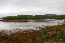 Between Badachro and Gairloch