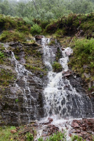 Scenery from Gairloch to Shieldaig