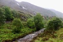 Scenery from Shieldaig to Plockton