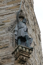 William Wallace Monument statue