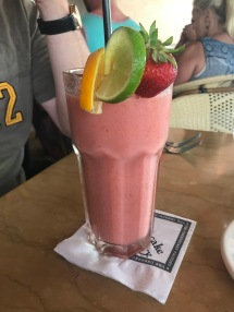 Phil's Strawberry Fruit smoothie