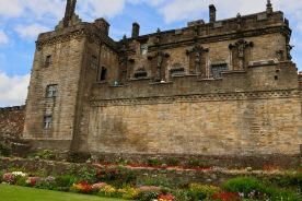 Stirling Castle - Queen Anne Garden