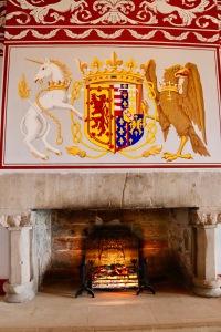 Stirling Castle - Queen's area