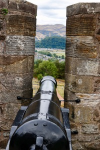 Defences of Stirling Castle