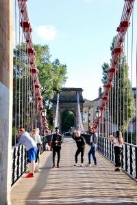 Glasgow - Bridges over the River Clyde