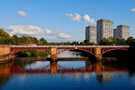 Glasgow - Bridges over the River Clyde