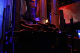 Titanic interactive exhibits