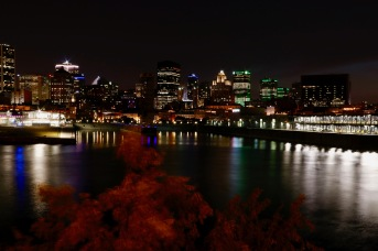 Montreal lights