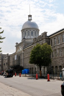 Bonsecours Market Old Montreal