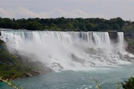 Horseshoe Falls (Canadian Falls) Niagara Falls