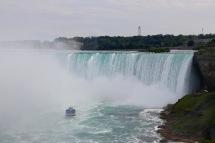Horseshoe / Canadian Falls - Niagara Falls