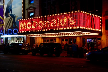 McDonalds on Broadway