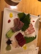 Sashimi, Osaka, Japan