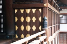 Workmanship at Higashi-Honganji Temple