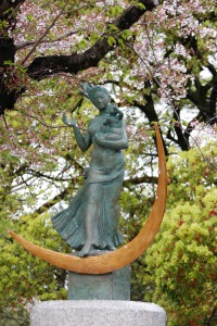 Statue of a Prayer for Peace, Hiroshima