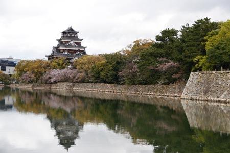 Hiroshima Castle Tower, Hiroshima