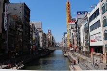 Dotobori Canal, Osaka