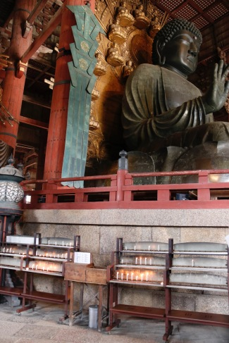 The Great Buddha, Todaiji Temple, Nara, Japan