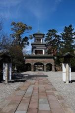 Oyama Jinja Shrine - Kanazawa, Japan