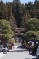 Sakurayama Hachimangu Shrine, Takayama, Japan