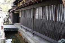 Old houses, Takayama, Japan