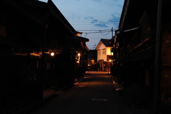 Old streets, Takayama, Japan